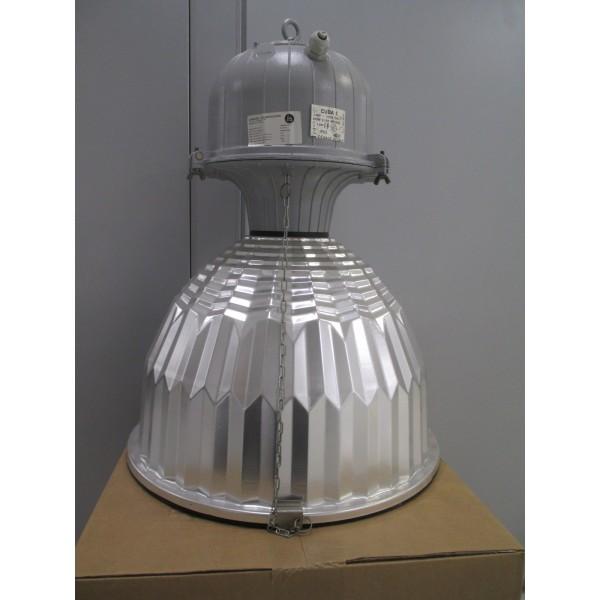 Lampada per illuminazione sospesa industriale usata - light shop distributor
