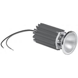 KIT ON-OFF : LED SPOT 600 128368 + 122358 DC DCC/U S 10W 250mA
