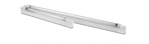 Mini fluorescent lamps